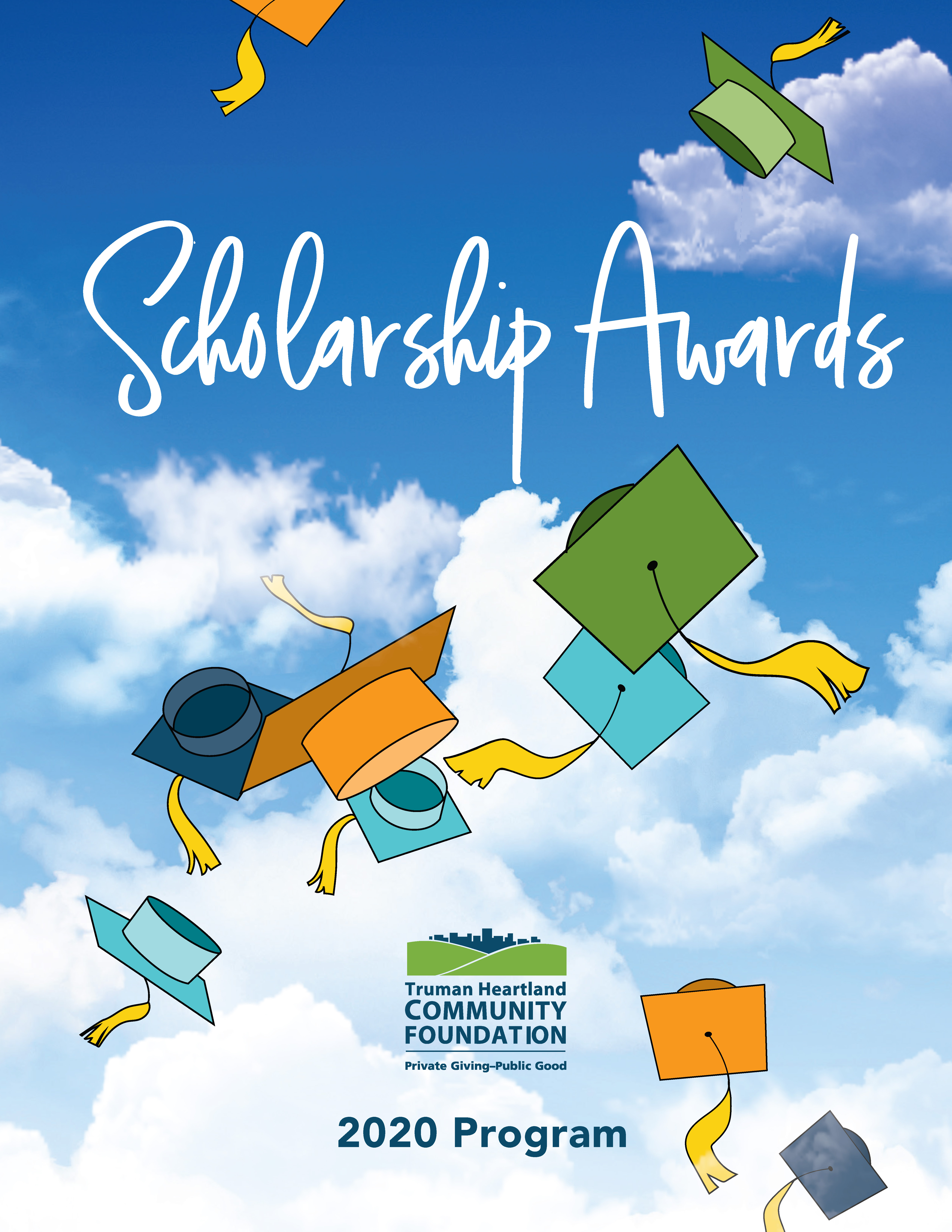 2020 Scholarship Program Cover