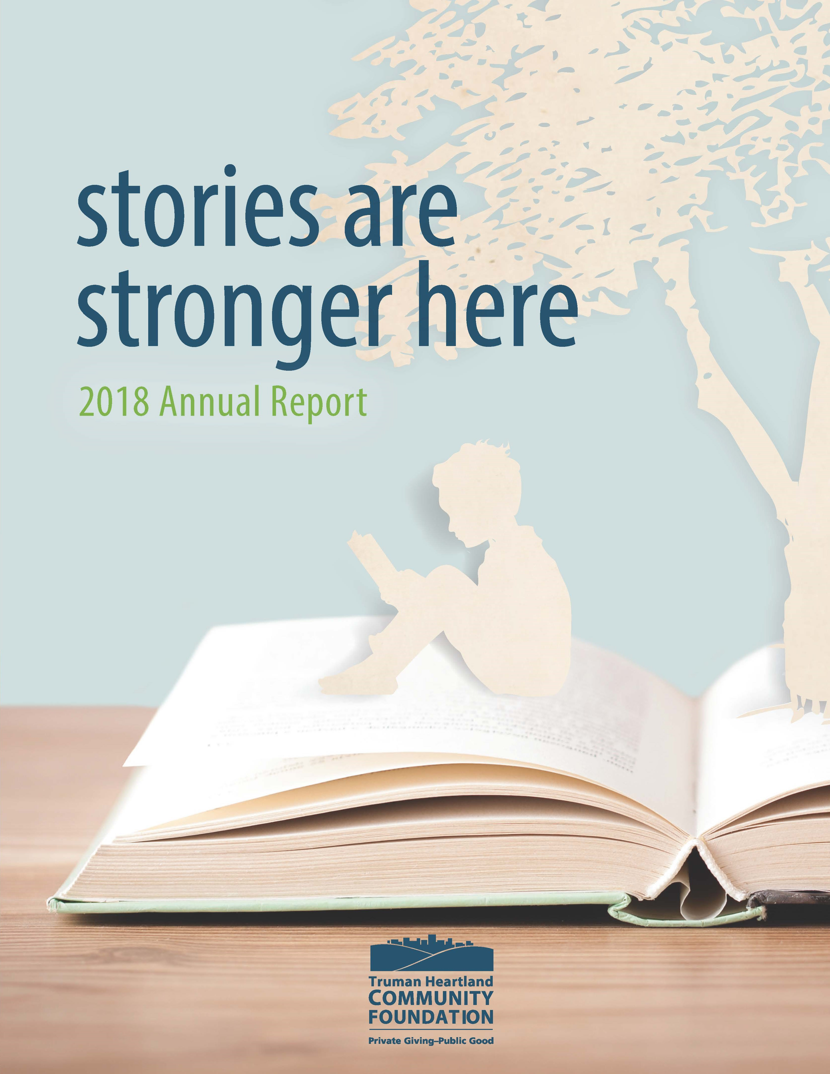Our 2018 Annual Report is Now Available Online